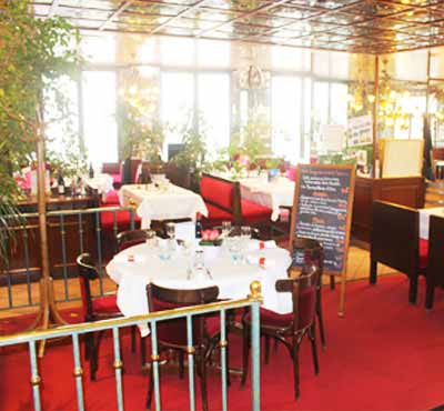 Restaurant La Place Montargis Menus